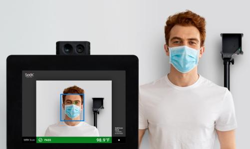 digital thermal screener